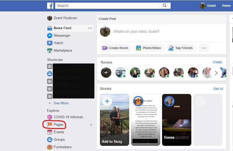 How to Accept a Facebook Page Admin Invite - WebCitz Blog