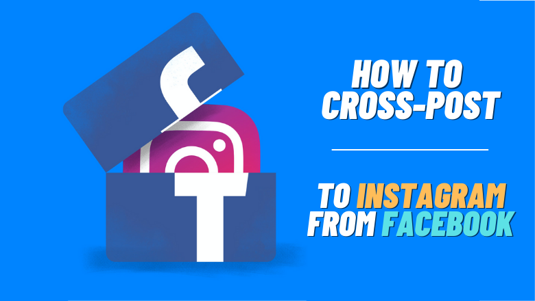 How to Post to Instagram From Facebook Image