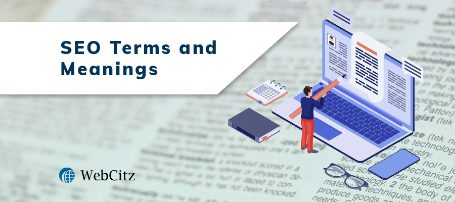 SEO Terms and Meanings Image