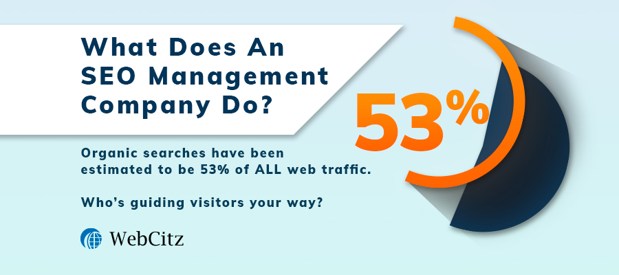 What Does An SEO Management Company Do? Image