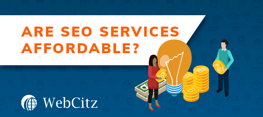 Are SEO Services Affordable? Image