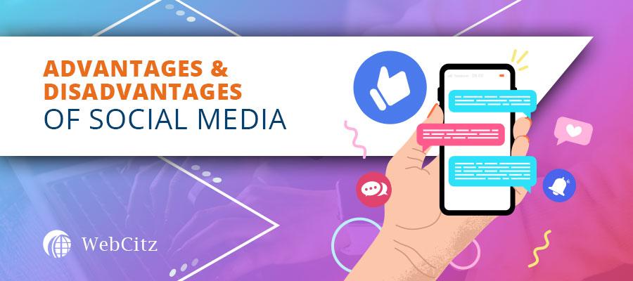 The Advantages & Disadvantages of Using Social Media Image