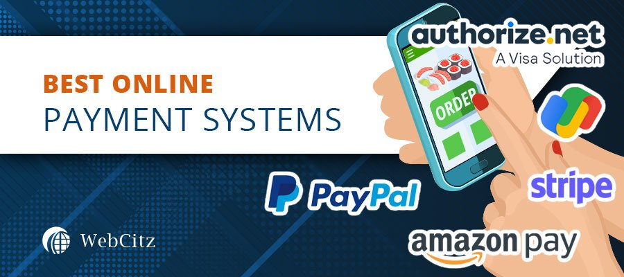 Best Online Payment Systems Image