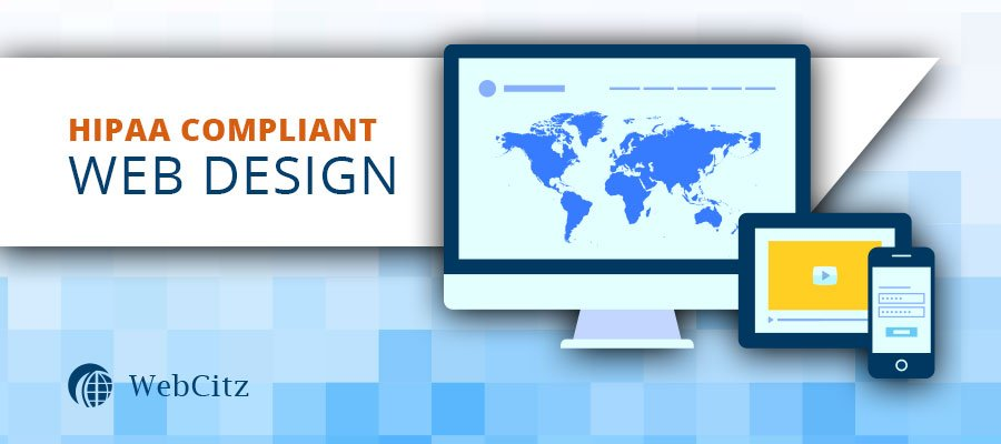 HIPAA Compliant Web Design