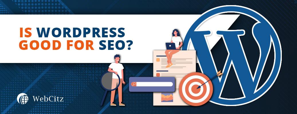 Is WordPress Good for SEO? Image