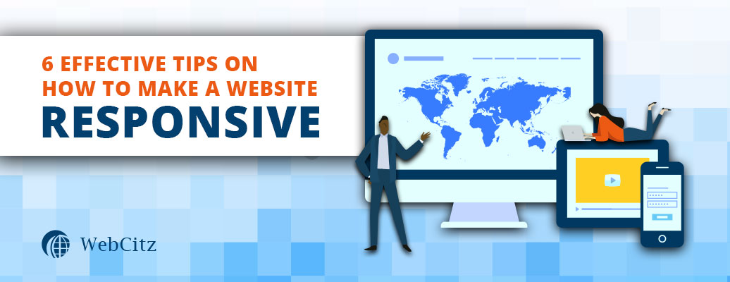 6 Effective Tips on How to Make a Website Responsive Image