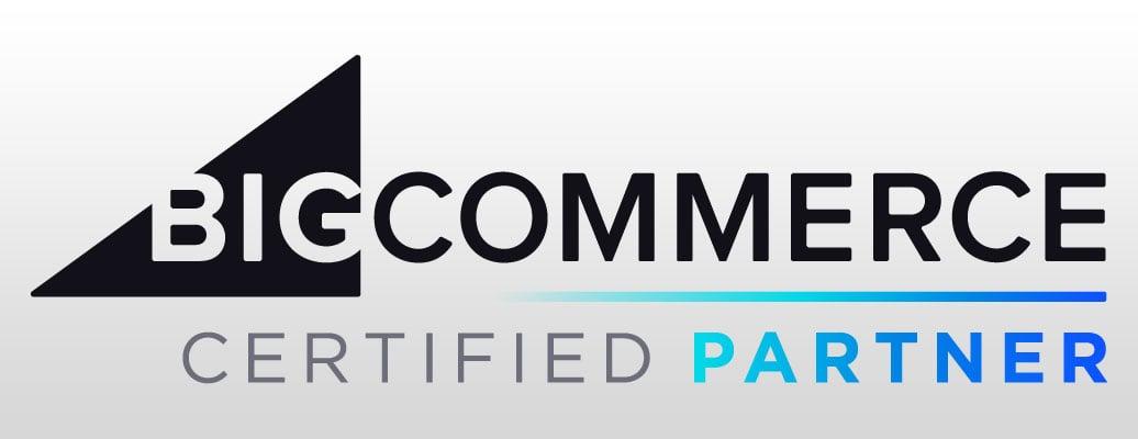BigCommerce Certified Partner Image