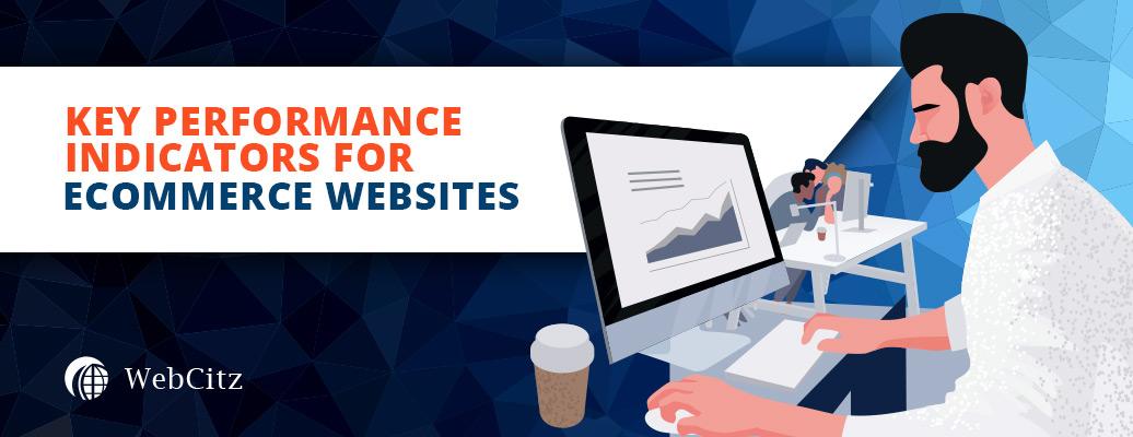 Key Performance Indicators for Ecommerce Websites Image