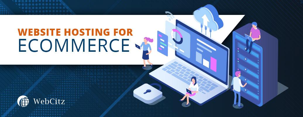 Best Website Hosting for Ecommerce Image