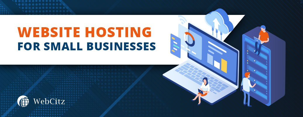 Best Website Hosting for Small Business Image