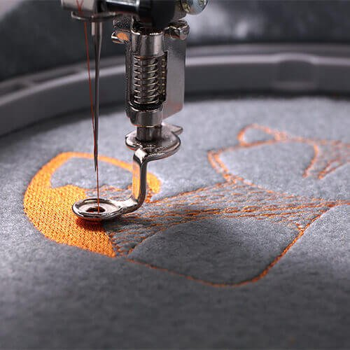 Embroidery Website Maintenance & Support