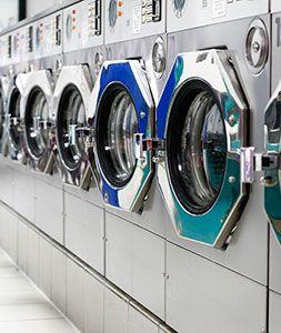 Laundromat Website Design