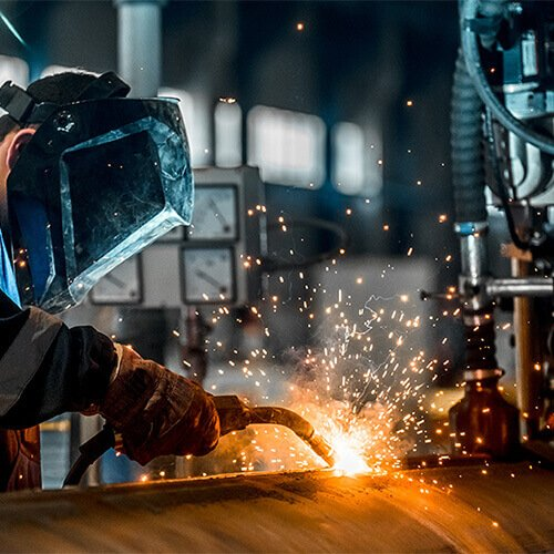 Welding Website Maintenance & Support