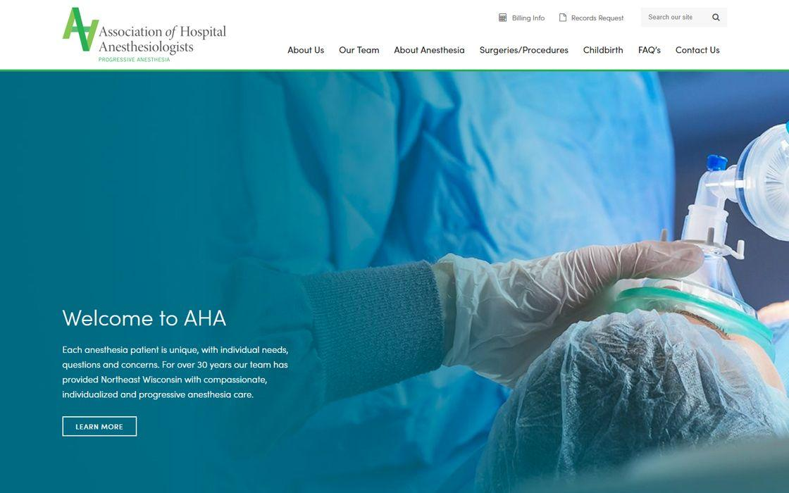 Association of Hospital Anesthesiologists