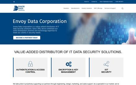 Envoy Data Corporation
