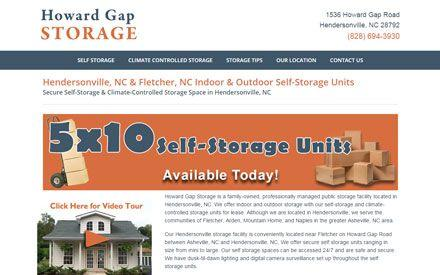 Howard Gap Storage