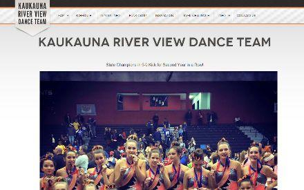 Kaukauna River View Dance Team