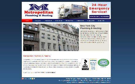 Metropolitan Plumbing and Heating