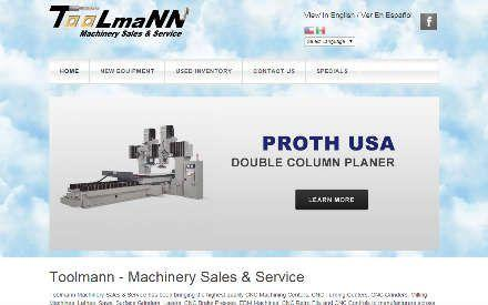 Toolmann Machinery Sales & Services